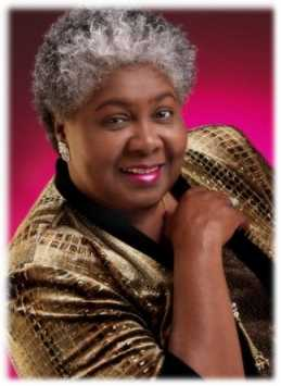 Multi-Grammy award nominee, Dorothy Moore - Blues Diva